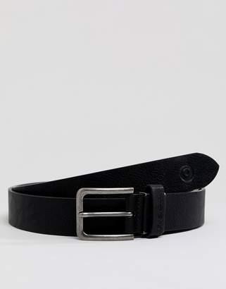 Ben Sherman formal bonded leather belt