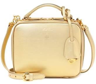 Mark Cross Baby Laura leather shoulder bag