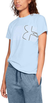 Under Armour Classic Crew Graphic Logo T-Shirt