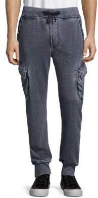 Jet Lag Burnout Cargo Pants