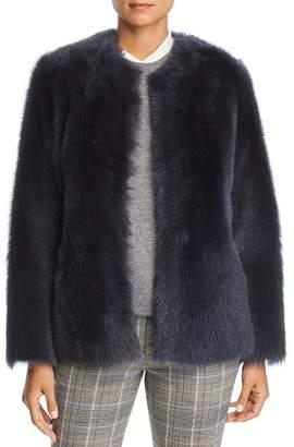 Maximilian Furs Reversible Lamb Shearling Short Jacket - 100% Exclusive