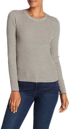 A.L.C. Ruby Stripe Wool Blend Top