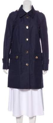 Marc by Marc Jacobs Lightweight Knee-Length Coat