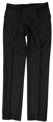 Gucci Striped Wool Pants