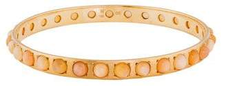 Irene Neuwirth 18K Moonstone Bangle