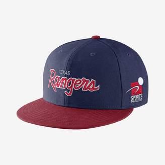 Nike Pro Sport Specialties (MLB Rangers) Adjustable Hat
