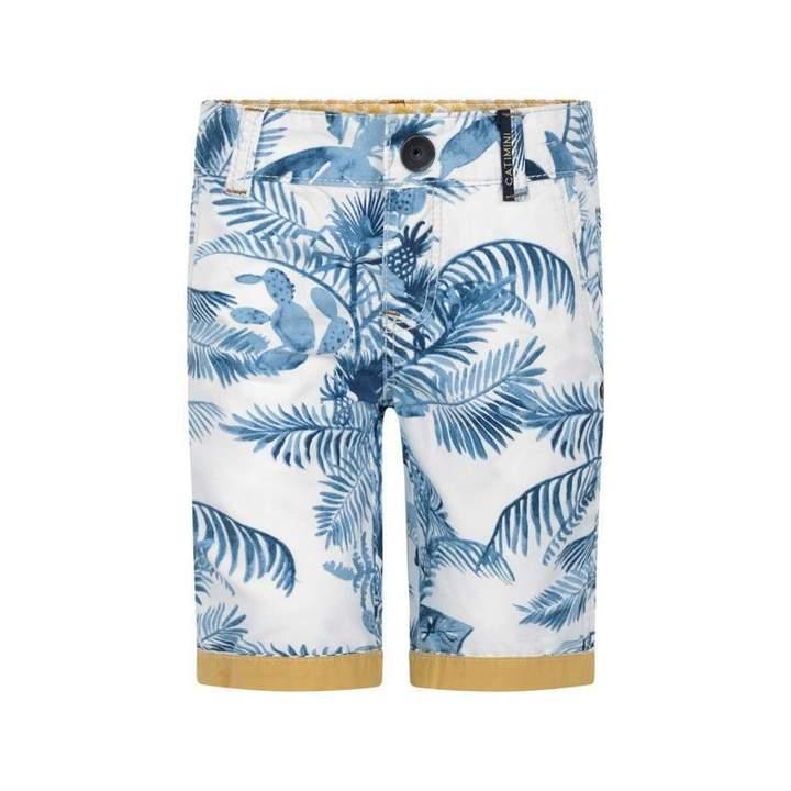 CatiminiBoys Jungle Print Shorts