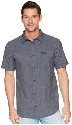 Jack Wolfskin Barrel Shirt Men's Clothing