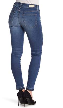 AG Jeans The Farrah High Waist Ankle Skinny Jeans