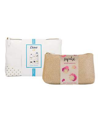 At Marisota Dove Impusle Beauty Bag Wash Sets