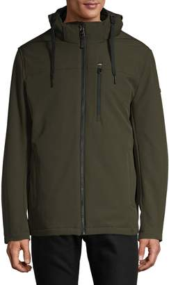 Calvin Klein 3-In-1 Softshell Systems Jacket
