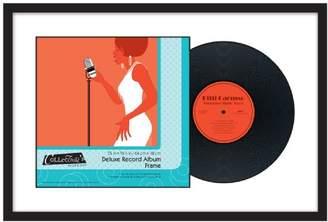 MCS 25x16.5 Inch Deluxe Record Album Frame