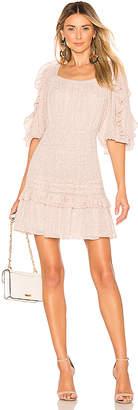 Rebecca Taylor Block Vine Dress