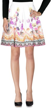 Etro Knee length skirts