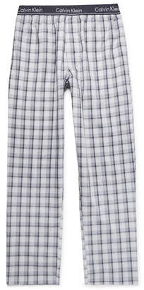 Calvin Klein Underwear Checked Woven Pyjama Trousers