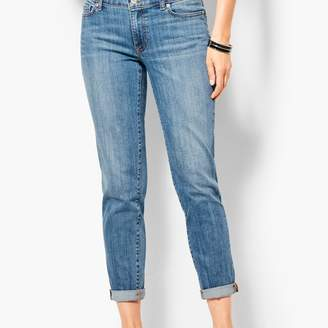 Talbots Girlfriend Jeans - Cosmo Wash