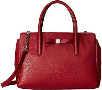 Nine West Sibylle Satchel Satchel Handbags