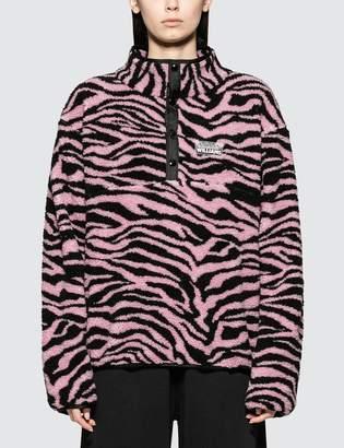 JuJu Ashley Williams Fleece Pullover