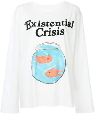 Ashish graphic print sweatshirt