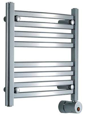 Mr. Steam W219 8-Bar Wall Mounted Electric Towel Warmer in Oil-Rubbed Bronze