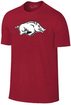 New Agenda Men's Arkansas Razorbacks Big Logo T-Shirt