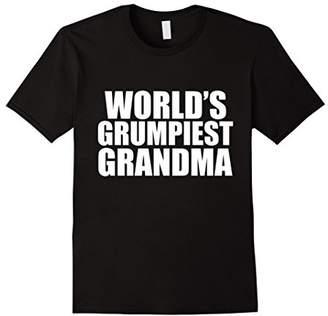 DAY Birger et Mikkelsen World's Grumpiest Grandma Funny T-shirt Grumpy Mother's