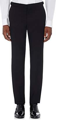 Burberry Men's Wool-Mohair Tuxedo Trousers