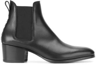 Bottega Veneta block heel Chelsea boots