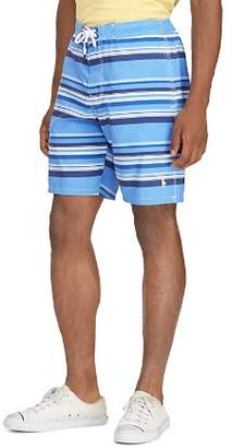 Polo Ralph Lauren Kailua Striped Swim Trunks