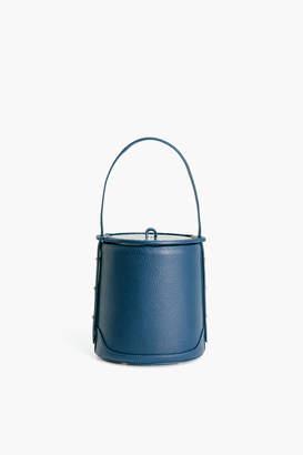 Neely & Chloe Neely Chloe Pebble Leather Ice Bucket Bag