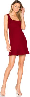 Red Valentino Sleeveless Mini Dress $550 thestylecure.com