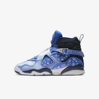Jordan Big Kids' Shoe Air Retro 8