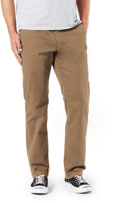 Dockers Original Khaki Classic Fit Flat Front Pants-Big and Tall