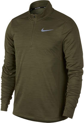 Nike Men Pacer Dri-fit Half-Zip Running Top