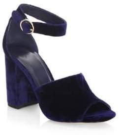 Joie Lahoma Velvet Sandals