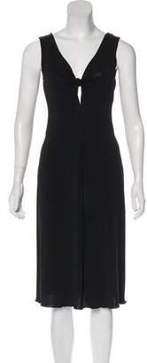 Philosophy di Alberta Ferretti Jersey Midi Dress