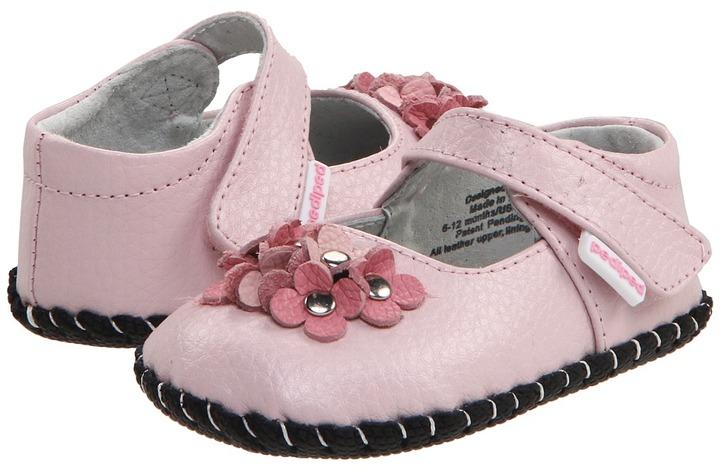 pediped Sabrina Original (Infant) (Light Pink) - Footwear