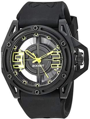 2xist 2(X) IST Men's 2X1-005 NYC Analog Display Analog Quartz Black Watch