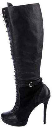 LK Bennett Leather Knee-High Boots