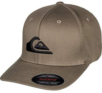 Quiksilver Men's Mountain and Wave STRTCH FIT HAT