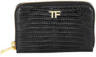 Tom Ford Tejus Medium Zip Wallet