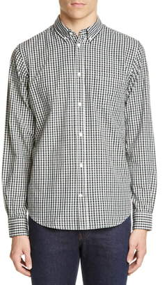 Norse Projects Osvald Gingham Button-Down Shirt