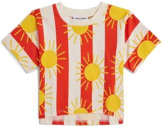 Mini Rodini Sun Striped T-Shirt