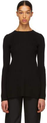 Totême Black Viella Sweater