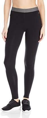 Champion Women's Everyday Cotton Stretch Legging $17.69 thestylecure.com