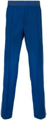 Valentino tailored track pants