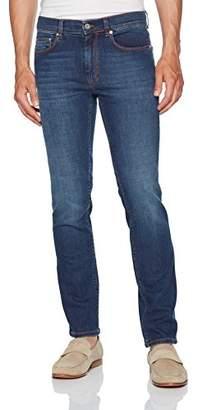 Bugatchi Men's Cotton Blend European Fit Devan Jeans