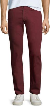Emporio Armani Men's Stretch-Cotton Twill Pants