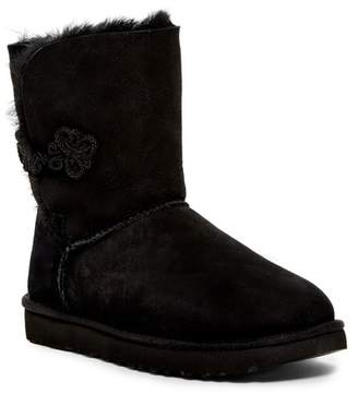 UGG Bailey Mariko Genuine Sheepskin Boot