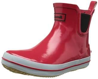 Kamik Women's Sharonlo Wellington Boots, Rouge Red